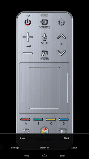 TV Samsung Touchpad Remote