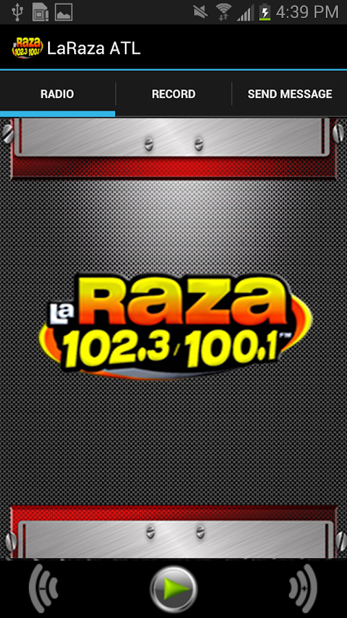 La Raza ATL - screenshot