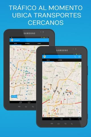 Urban360 - La App para el DF - screenshot