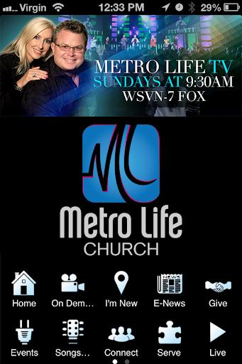Metro Life Church-Miami