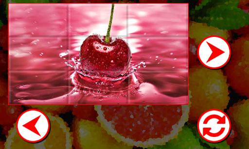 フルーツパズル