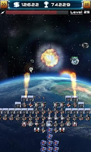 Asteroid Defense Classic Screenshot 2