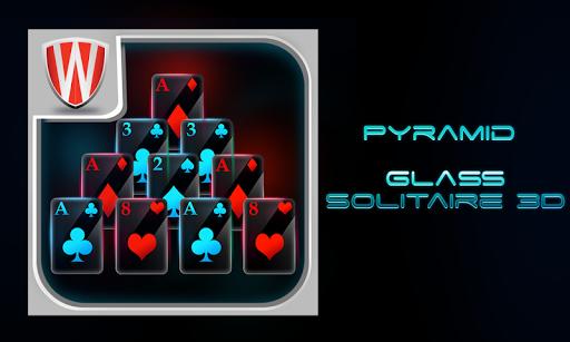 金字塔 - 玻璃接龙3D