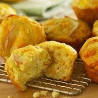 DASH Apple Corn Muffins