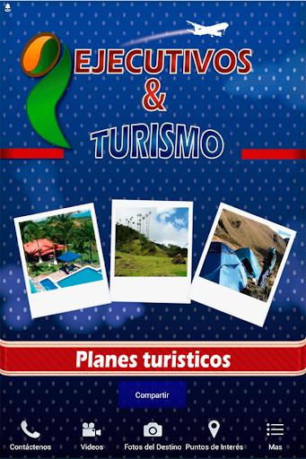 Ejecutivos y Turismo