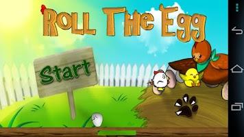Screenshot of Roll the EGG!