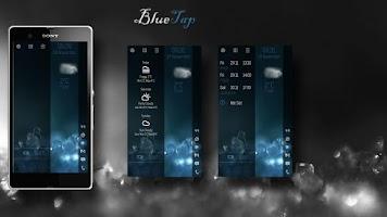Screenshot of BlueTap LLXTheme\Template