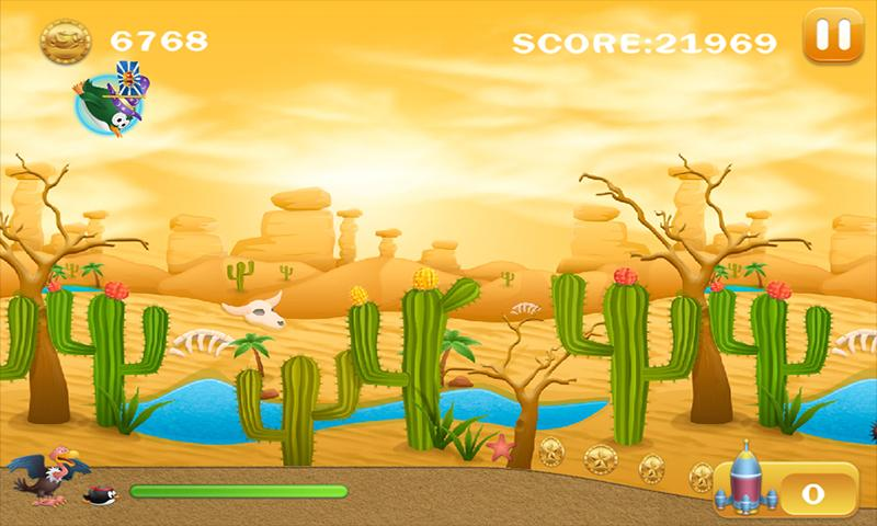 Penguin Wings 2 - screenshot