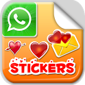 Love Sticker - Chatting Icons icon