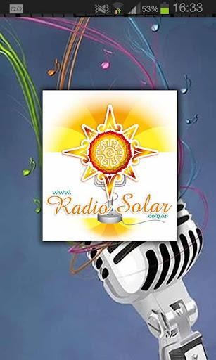 Radio Solar