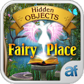 Hidden Objects Fairy Place