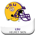 LSU Helmet Skin icon