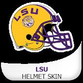 LSU Helmet Skin