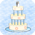 Funny Wedding Cake Toppers icon