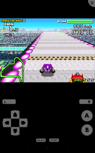 John GBA Lite - GBA emulator - screenshot thumbnail