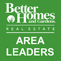 Better Homes RE Area Leaders logo