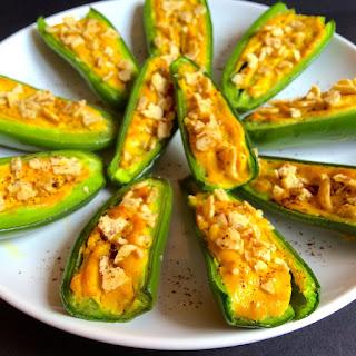 Vegan Jalapeño Poppers