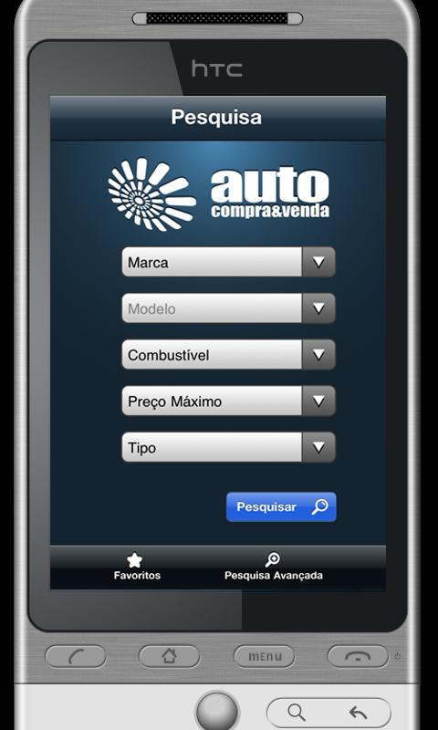 Auto Compra e Venda- screenshot