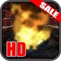 Relax Romance Fireplace App HD