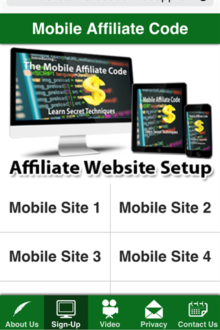 Google play store affiliate program