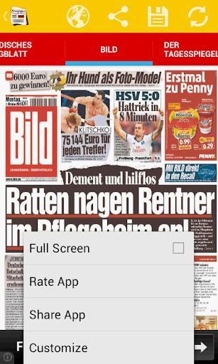 免費下載新聞APP|Front Pages of Germany app開箱文|APP開箱王