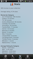 Screenshot of Movie Collection + Inventory