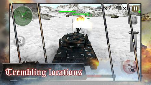 坦克防禦攻擊3D