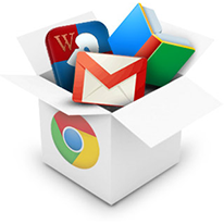 Chrome app pack