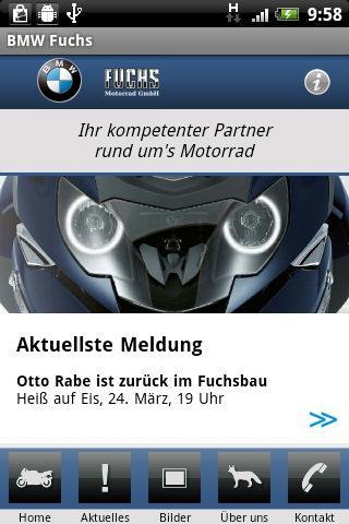 BMW Fuchs – Screenshot