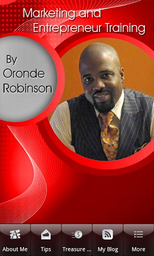 Oronde Robinson