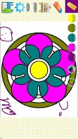 Screenshot of Kids Paint and Draw