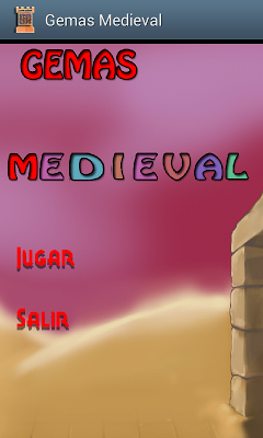 Gems Medieval - screenshot