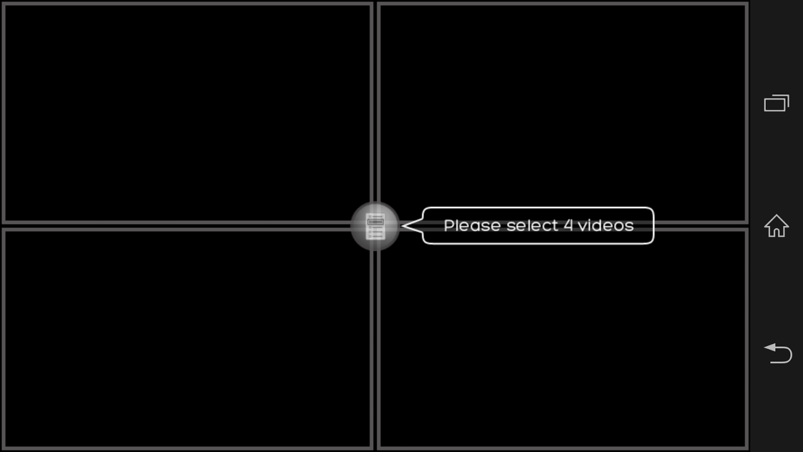 X4 Video Player - screenshot
