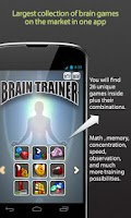 Screenshot of Brain Trainer Special