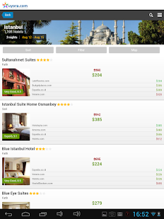 Uyora:Hotel's Booking.Save 80%- screenshot thumbnail