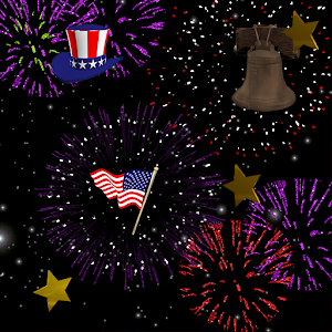 Free Apk android  Patriotic Fireworks Live 3  free updated on