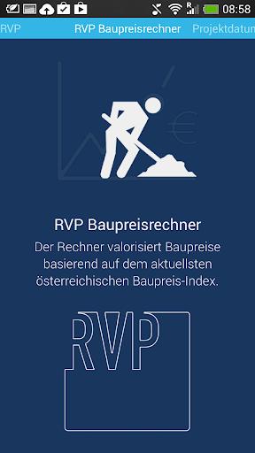 RVP Baupreisrechner