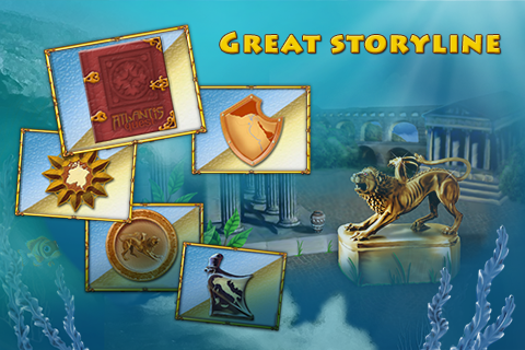 Atlantis Quest - screenshot