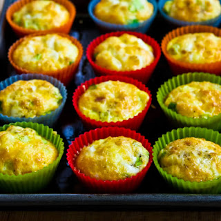 Egg Muffins Revisited