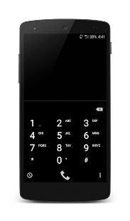 Anonymous CM11 Theme- screenshot thumbnail