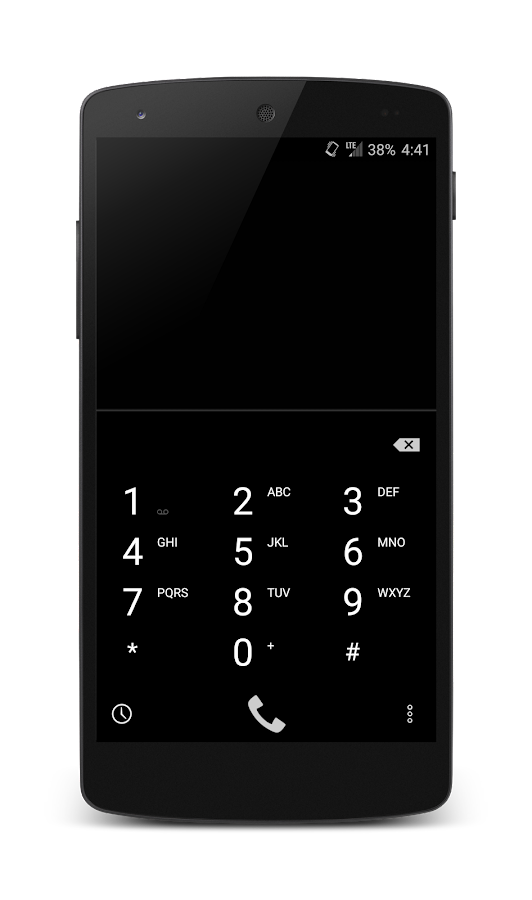 Anonymous CM11 Theme- screenshot