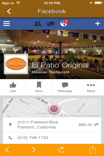 El Patio Original Dining- screenshot thumbnail