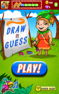Draw N Guess Multiplayer - screenshot thumbnail