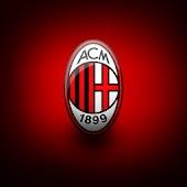 AC Milan Clock