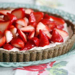 Strawberry Campari Tart