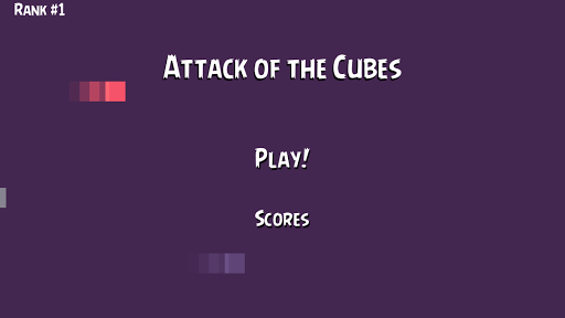 Attack Of The Cubes