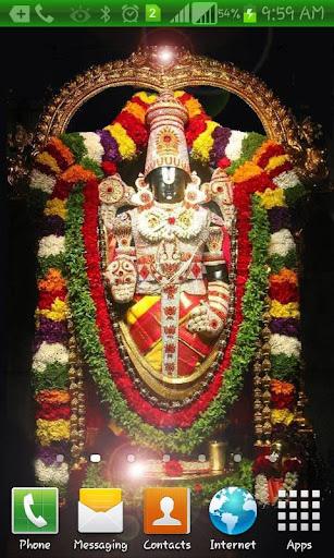 Sri Venkateshwara By TM