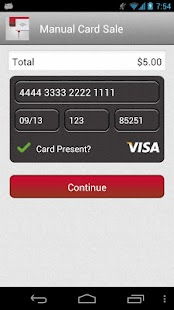 Mobile Pay- screenshot thumbnail