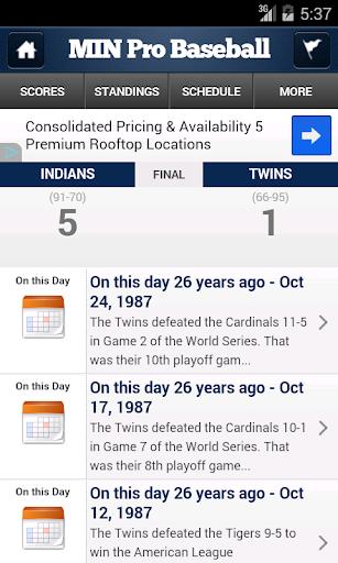 Minnesota Pro Baseball