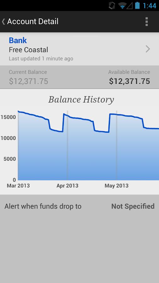 Equity Bank - screenshot